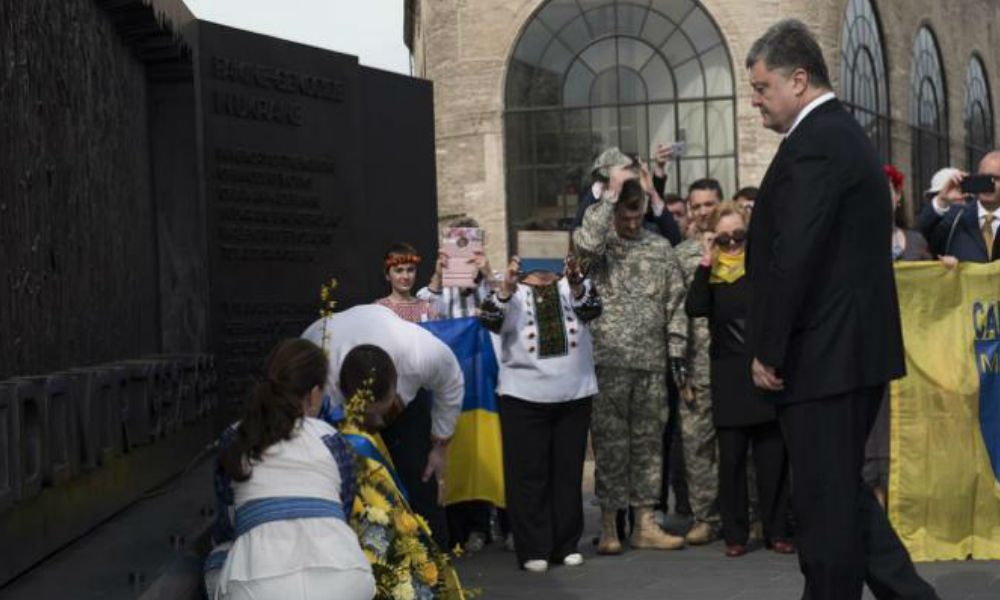 Порошенко отказался разрывать дипотношения с Россией, считая саму инициативу