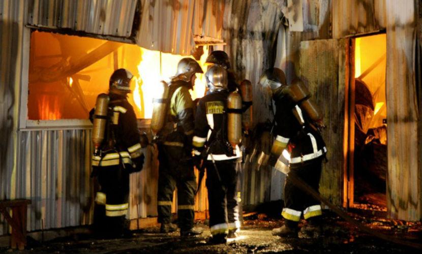 В больнице скончалась женщина, пострадавшая во время пожара на пороховом заводе под Тамбовом