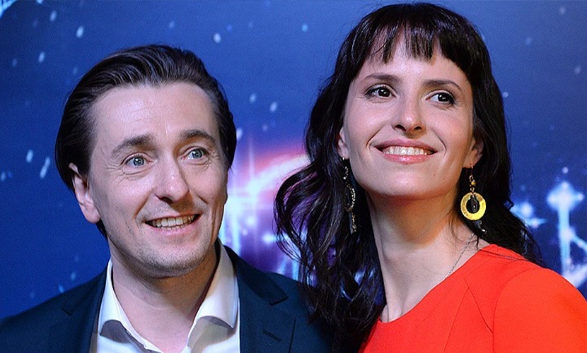 Сергей Безруков и Анна Матисон тайно сыграли свадьбу