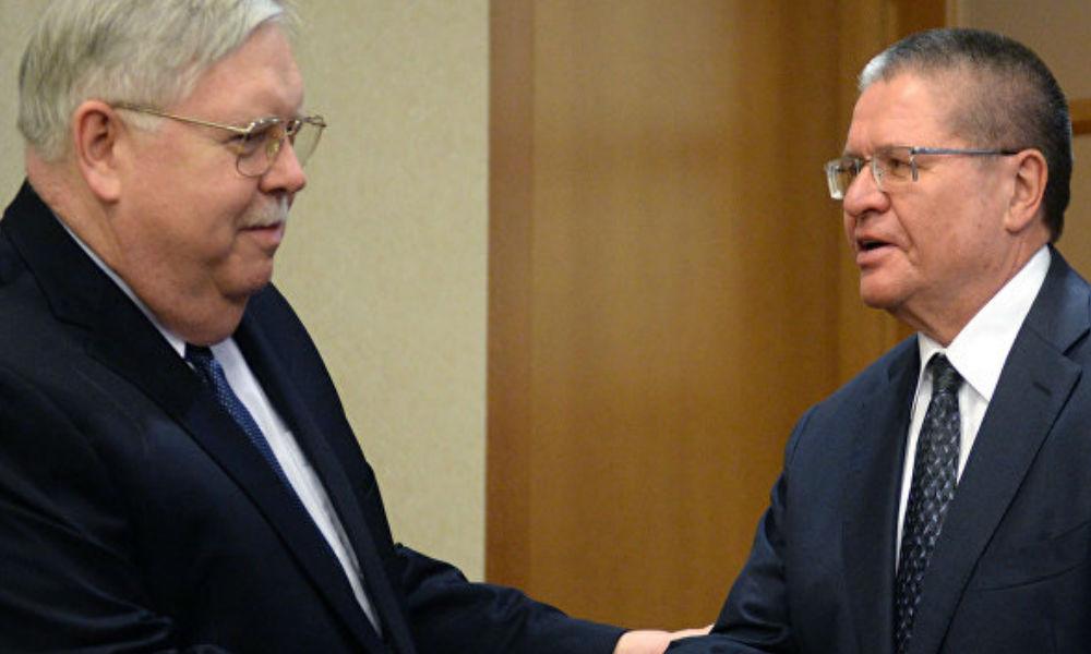 Посол США Теффт уличил министра Улюкаева во лжи