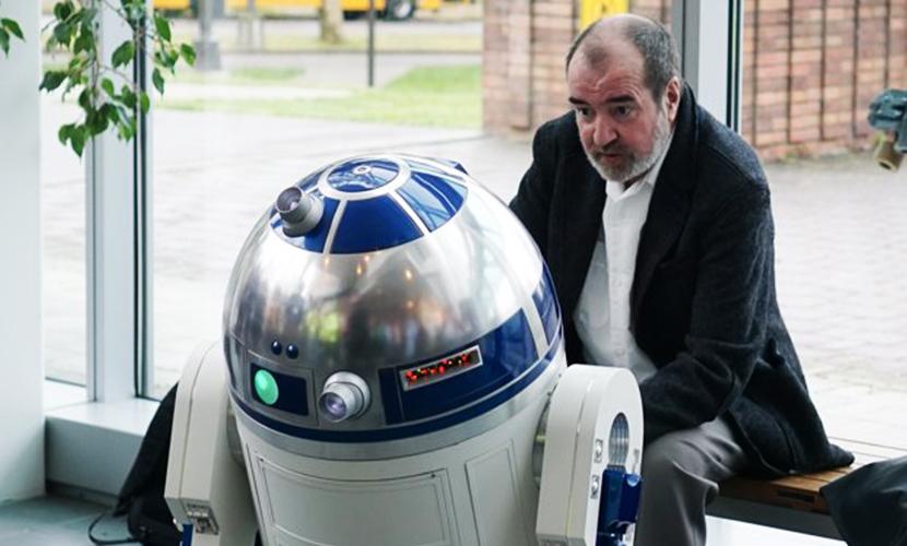 Создатель знаменитого робота из