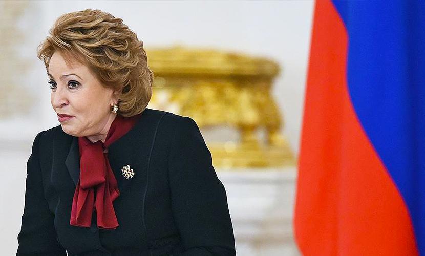 Валентина Матвиенко 2