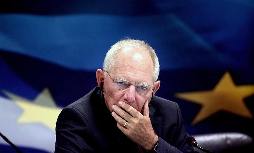 Министр финансов Германии ударится в слезы, если Британия покинет Евросоюз