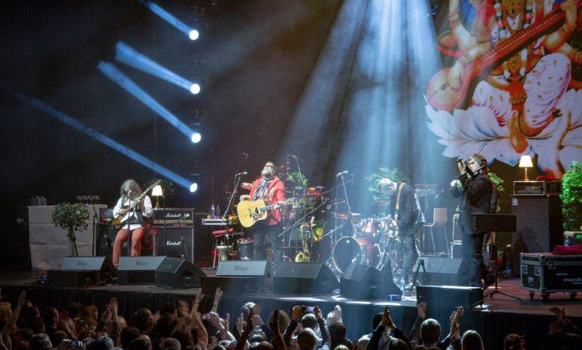 Борис Гребенщиков оскорбил российских журналистов во время концерта в Воронеже