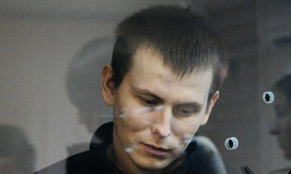 На Украине к защите россиянина Александрова вместо убитого Грабовского приступил новый адвокат