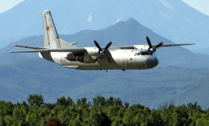 Ан-26 с россиянами на борту разбился в Бангладеш