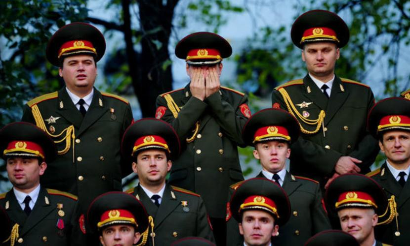 Власти Эстонии запретили выступление Ансамбля Российской армии