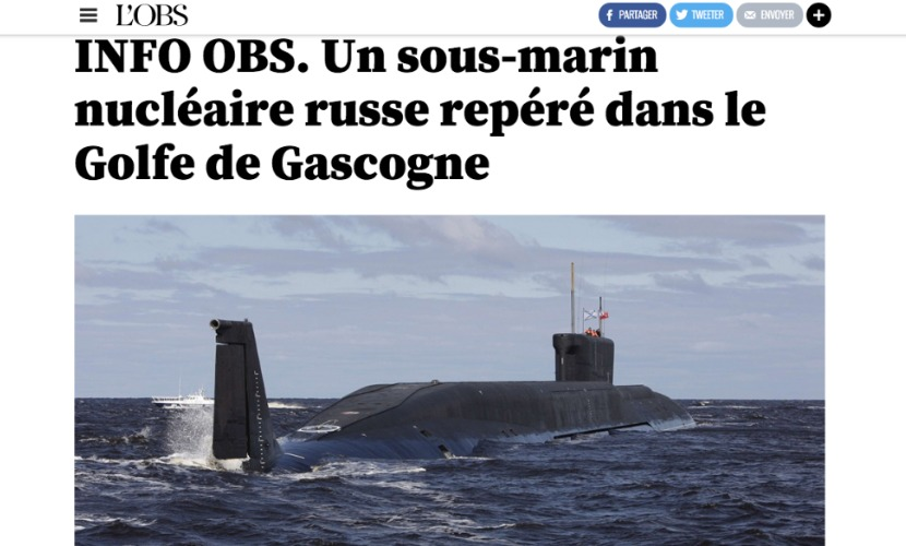 авария подводной лодки в бискайском заливе