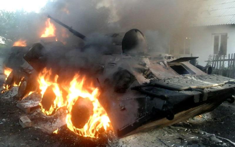 Ополчение устроило украинской армии «Сталинград» под Авдеевкой: подробности ожесточенных боев