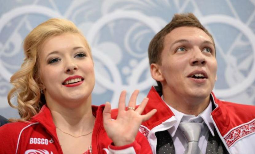 Екатерина Боброва не виновата в скандале с допингом, - партнер фигуристки