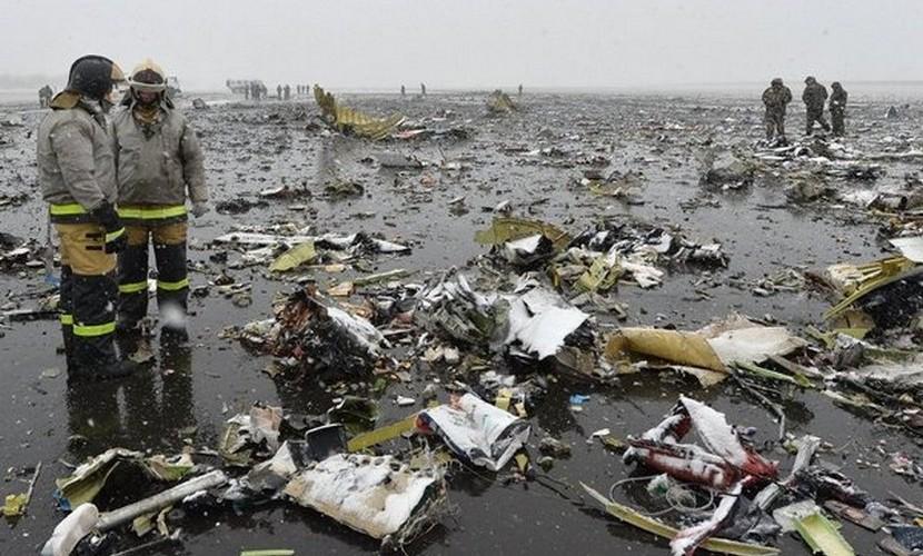 В ростовский морг привезли все останки жертв катастрофы Boeing 737-800
