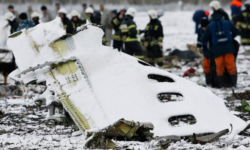Boeing мог разбиться в Ростове-на-Дону из-за конфликта пилотов