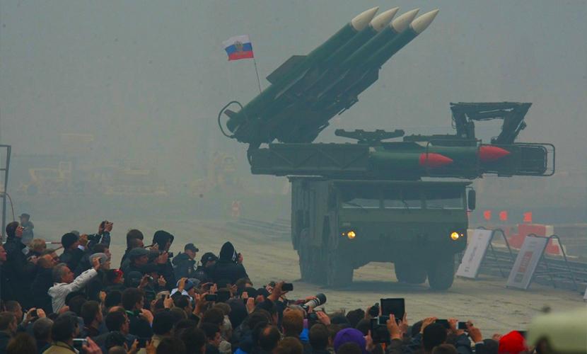 Россия сокращает расходы на минобороны в 2016 году