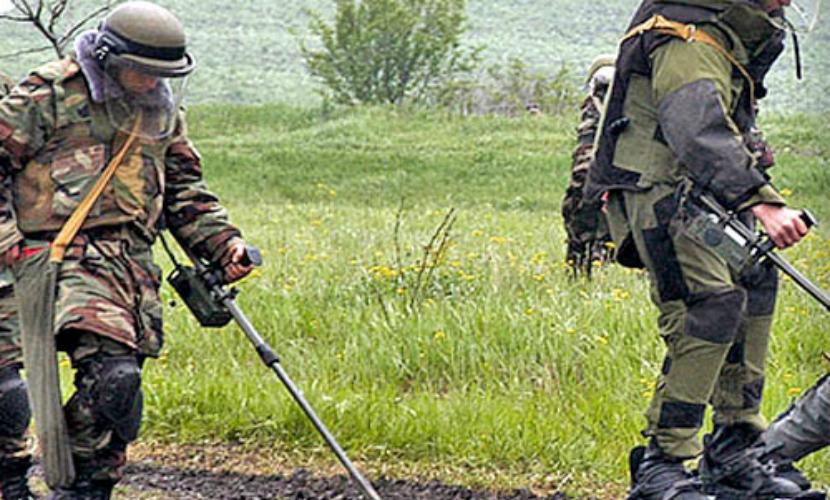 Четыре взрывных устройства разминировали возле школы в Дагестане