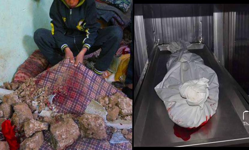 10-летний мальчик и его 6-летняя сестренка погибли во время бомбежки Израилем