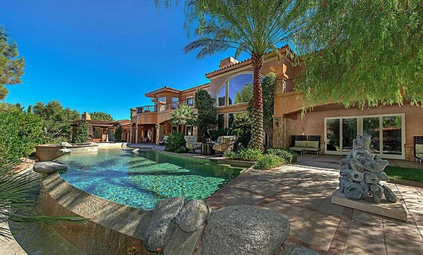Боксер Майк Тайсон выставил на продажу дом за 1,5 млн долларов