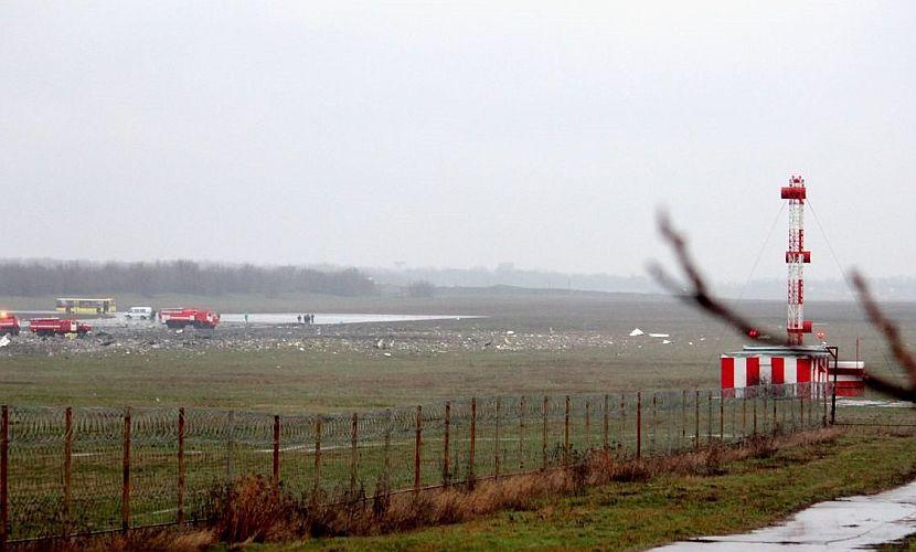 Следователи воссоздали предварительную картину катастрофы Boeing в Ростове-на-Дону