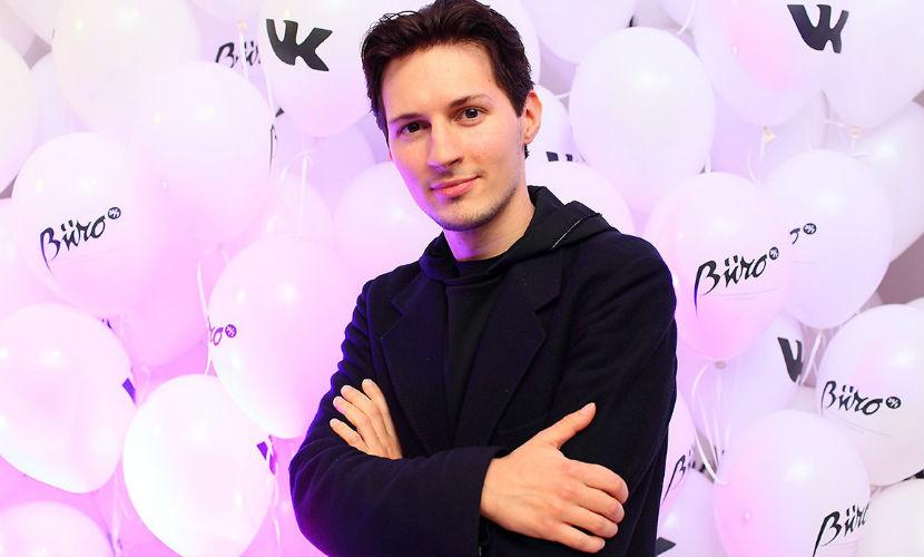 Создатель «ВКонтакте» Павел Дуров назвал Сноудена личным героем и предложил работу