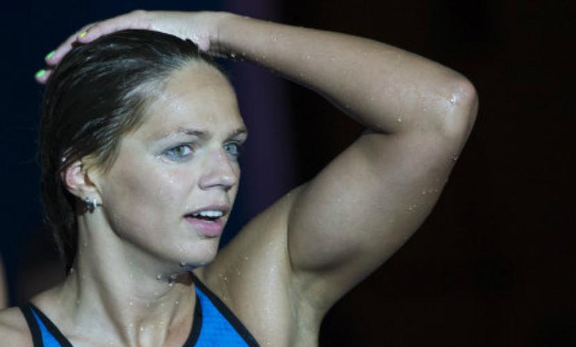 Чемпионка мира по плаванию Ефимова уличена в употреблении мельдония