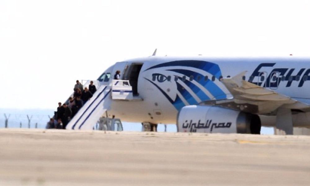 Находящийся на Кипре самолет авиакомпании EgyptAir угнал злоумышленник по фамилии Мустафа