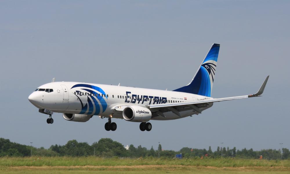 Захваченный самолет с более чем 80 пассажирами на борту приземлился на Кипре