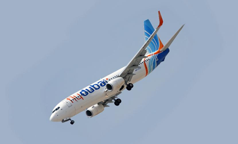 Boeing 737-800 перед падением вошел в штопор