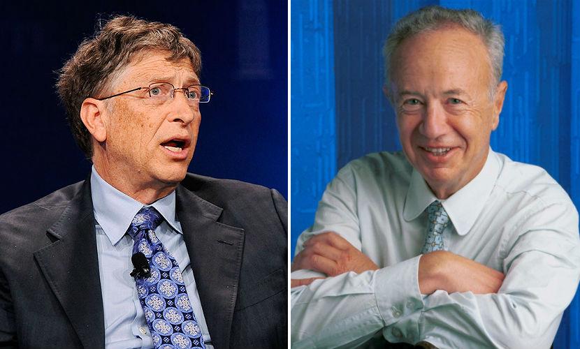 Билл Гейтс выразил соболезнования в связи с кончиной основателя Intel