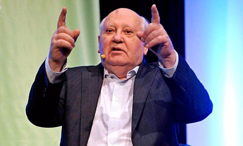 Построившему мосты в будущее Горбачеву вручили премию немецкого города Регенсбурга