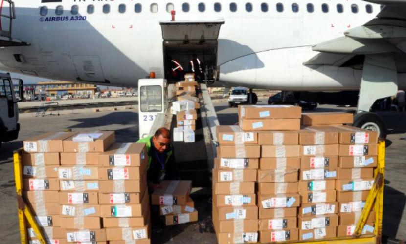 Россия передала Сирии четыре тонны гуманитарной помощи