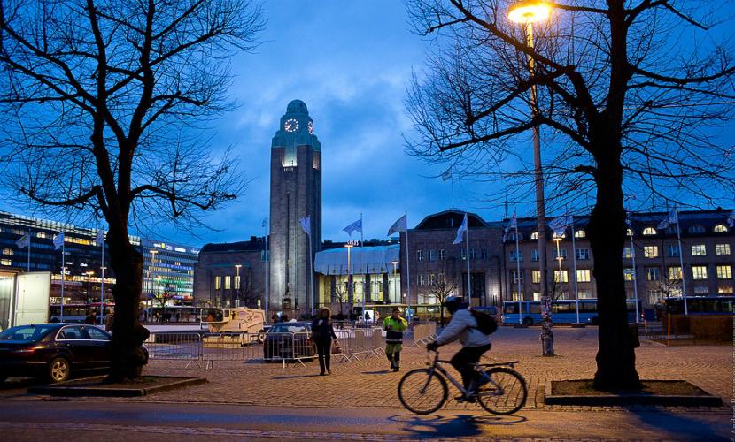 Огромный скачок радиации зафиксировали в Хельсинки