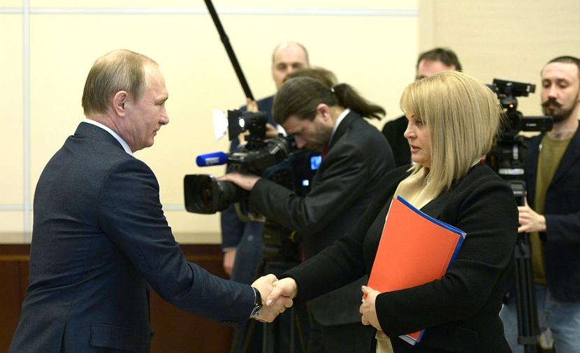 Памфилова дала Путину последний отчет в качестве омбудсмена и погрузилась в воспоминания