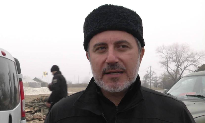 Ислямов пригрозил России вторжением в Крым