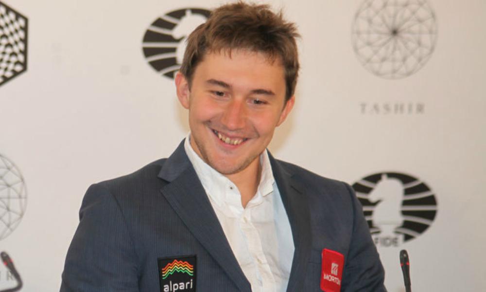 Россиянин выиграл турнир претендентов на мировую шахматную корону