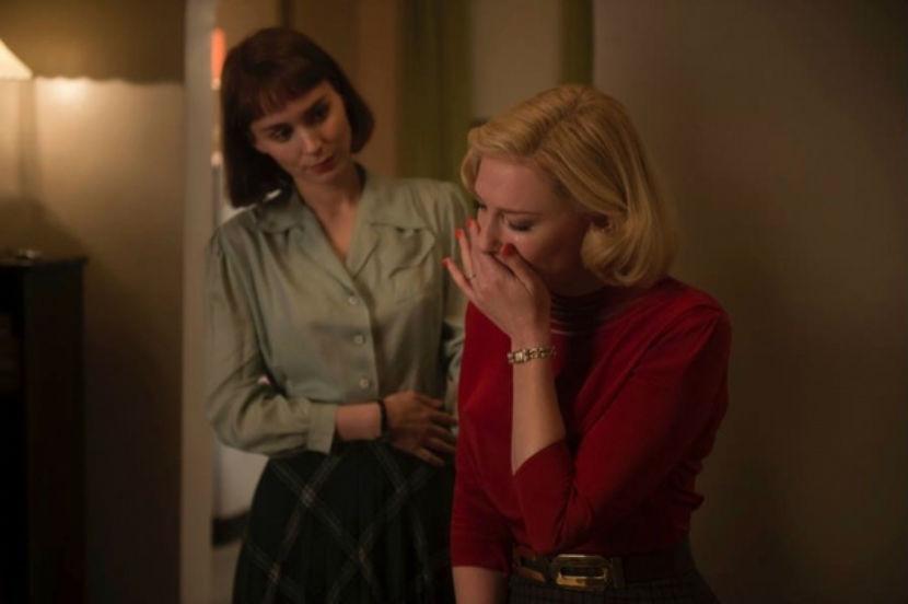 Фильм «Кэрол» признали лучшим ЛГБТ-фильмом всех времен.