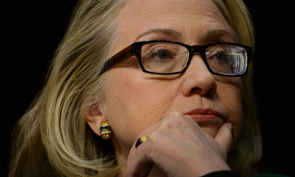 Хиллари Клинтон обвинили в создании «Исламского государства»