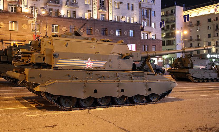 Новейшими гаубицами «Коалиция» усилят округ, граничащий с Украиной и Прибалтикой