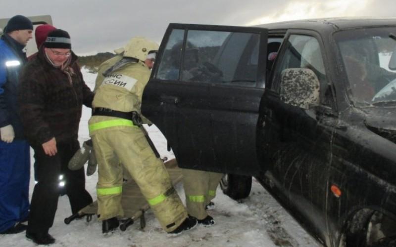 Выезд на встречную полосу легкового автомобиля унес жизни шестерых человек в Коми