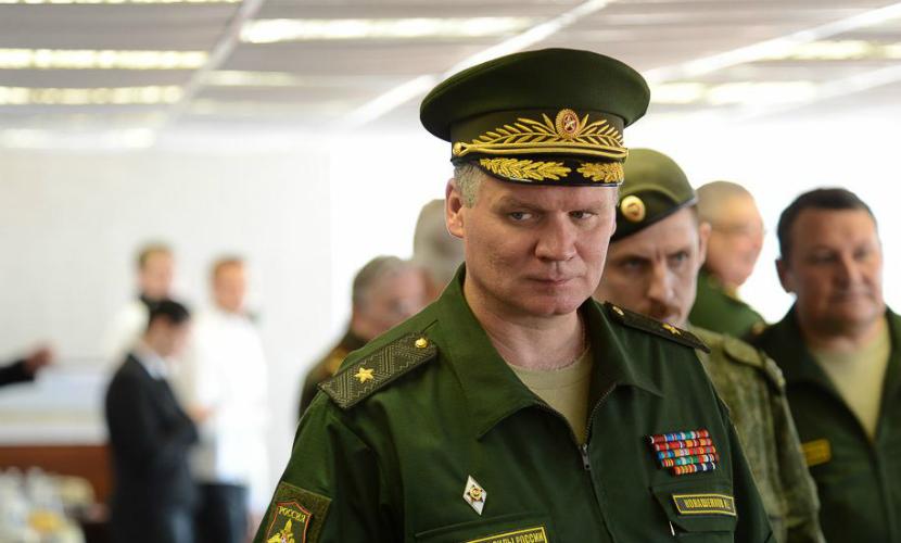 После ранения иностранных журналистов Минобороны наказало Конашенкова