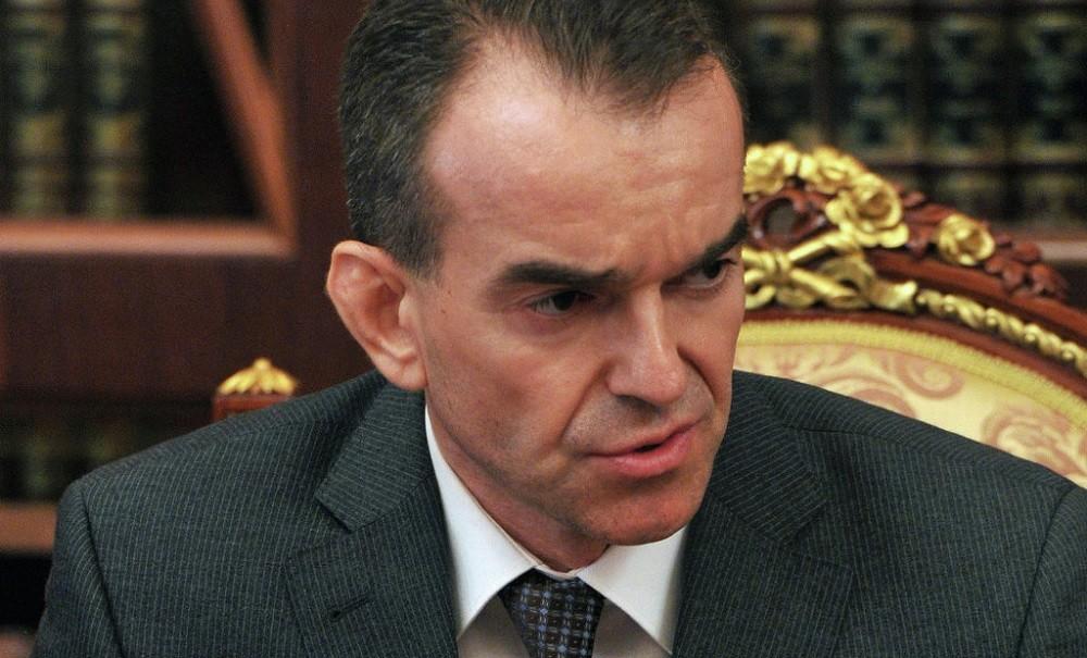 Губернатор Кубани прокомментировал инцидент с его скандальной посадкой на самолет