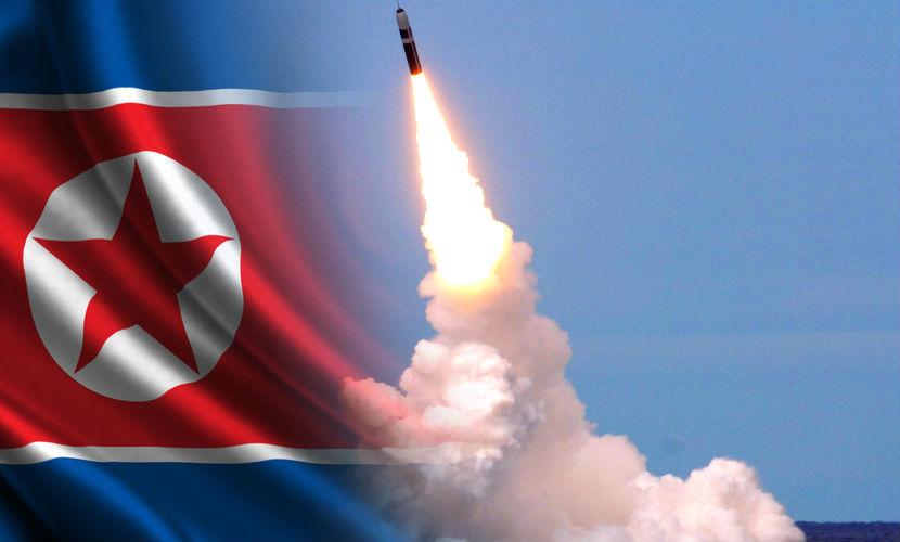 Северная Корея запустила вторую за сутки баллистическую ракету