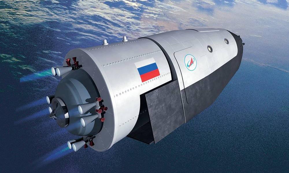 Украина захотела уничтожать как контрабанду пролетающие над ней российские космические аппараты
