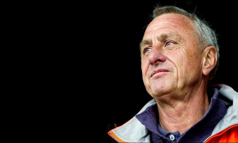 Легендарный голландский футболист Йохан Кройф ушел из жизни в Барселоне