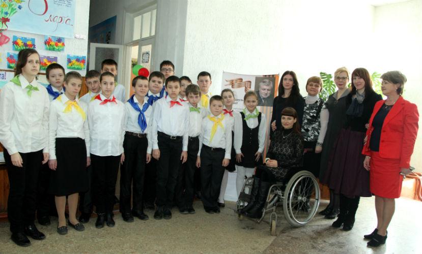 Возвращение Крыма в состав России изменило жизнь особых детей