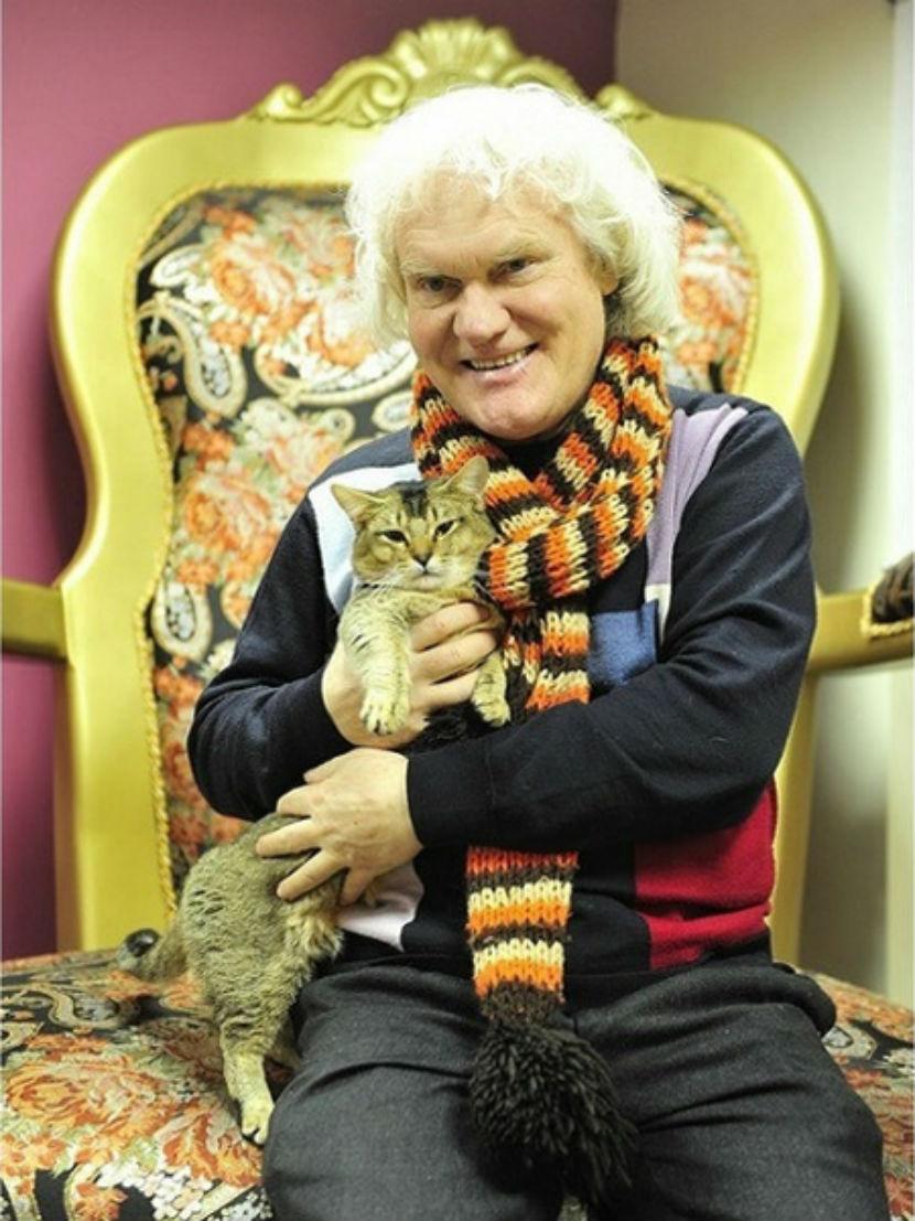 Главное в отношениях с домашним любимцев - человечность, считает Куклачев.