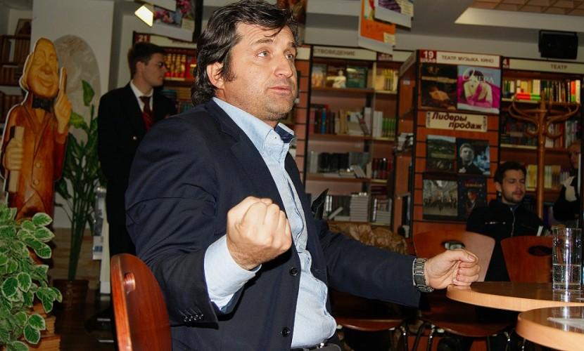 Кушанашвили запретили въезд на Украину после заявления о Яценюке-психопате