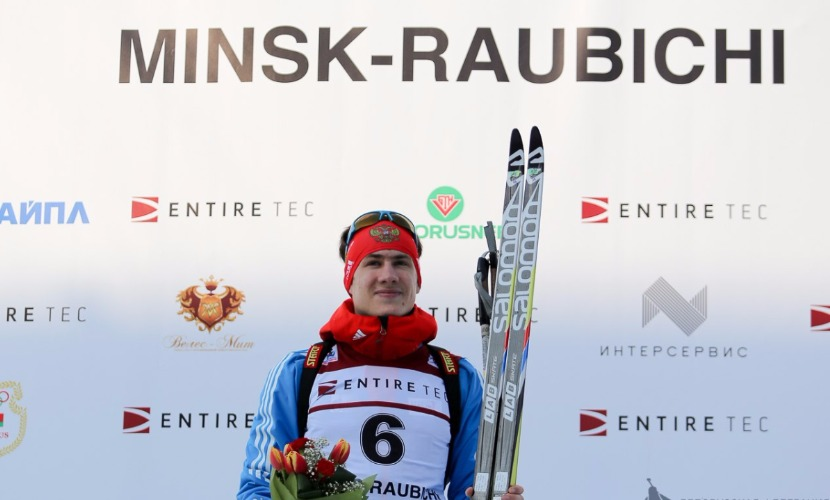 Попавшимся на применении допинга оказался российский биатлонист Эдуард Латыпов