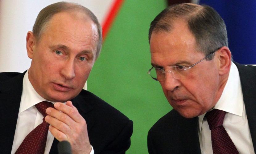 Путин вывел войска из Сирии не для того, чтобы кто-то нас за это похвалил, - Лавров