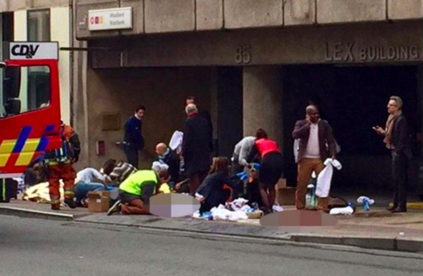 Спецслужбы Бельгии узнали о готовящемся теракте накануне