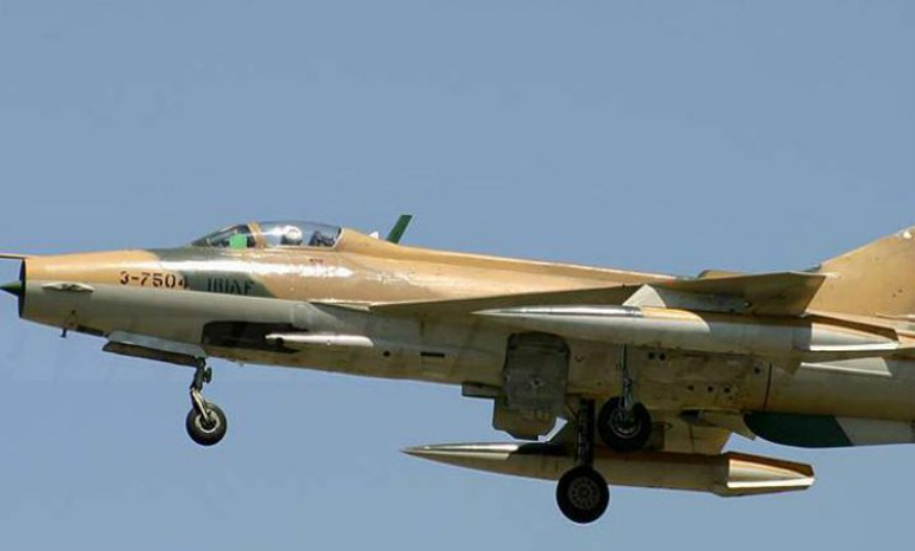 Повстанцы сбили истребитель МиГ-21 в Сирии