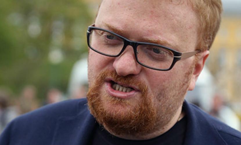 Милонов предложил спеть на «Евровидении» о «Волынской резне» в ответ Украине